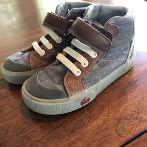 See Kai Run (Nordstrom) sneaker toddler 9.5 denim